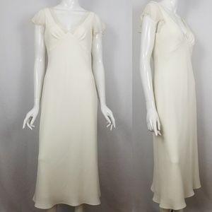 Jones New York Sequined Bridal Gown